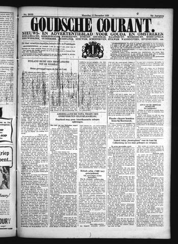 Goudsche Courant 1939-12-11