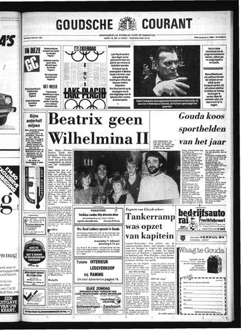Goudsche Courant 1980-02-09