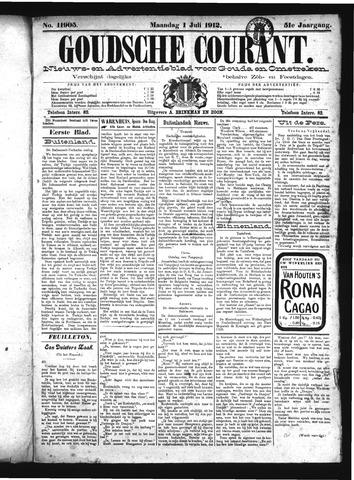 Goudsche Courant 1912-07-01