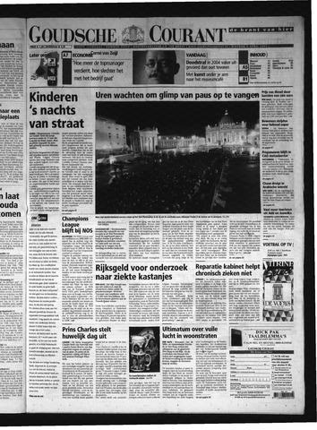 Goudsche Courant 2005-04-05