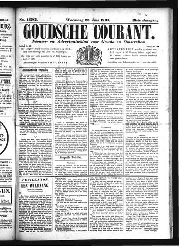 Goudsche Courant 1910-06-22