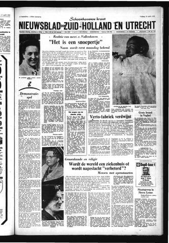 Schoonhovensche Courant 1968-04-19