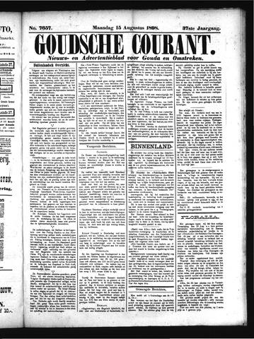 Goudsche Courant 1898-08-15