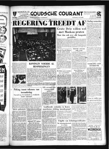Goudsche Courant 1951-01-25
