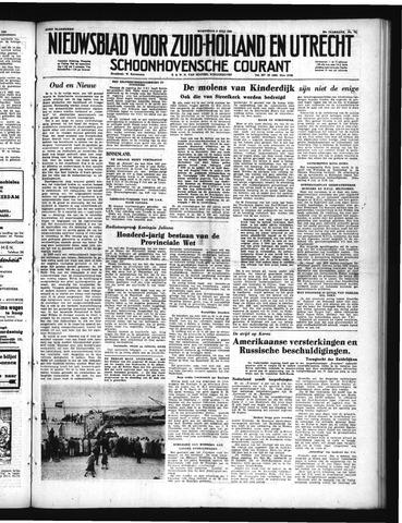 Schoonhovensche Courant 1950-07-05