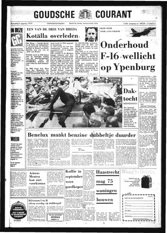 Goudsche Courant 1979-08-01