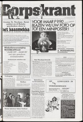 Dorpskrant 1986-11-19
