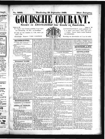 Goudsche Courant 1899-09-28