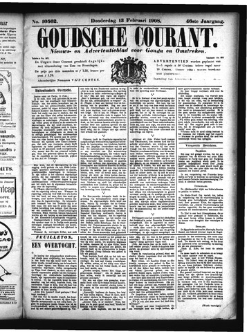 Goudsche Courant 1908-02-13