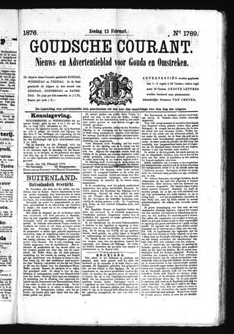 Goudsche Courant 1876-02-13