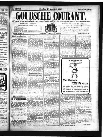 Goudsche Courant 1913-01-28