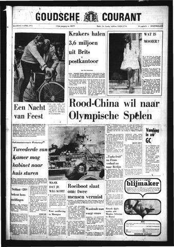 Goudsche Courant 1973-04-02