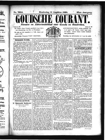 Goudsche Courant 1898-08-11