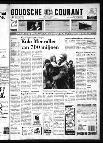 Goudsche Courant 1992-02-28