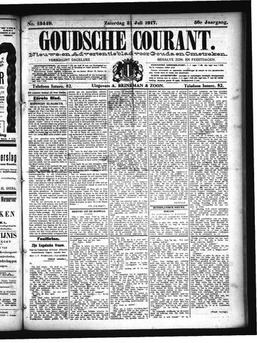 Goudsche Courant 1917-07-21