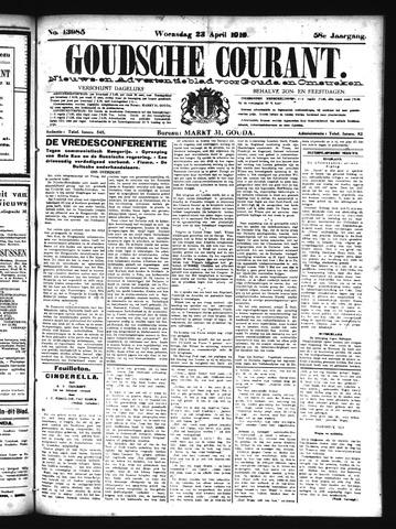 Goudsche Courant 1919-04-23