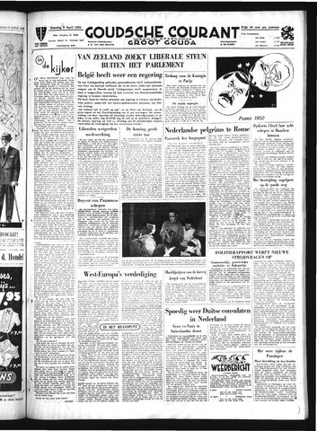 Goudsche Courant 1950-04-08