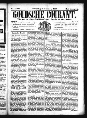 Goudsche Courant 1910-11-17
