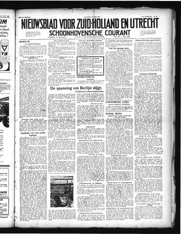 Schoonhovensche Courant 1948-07-12