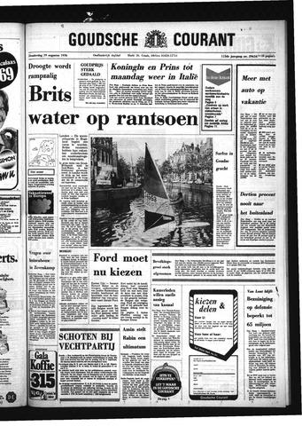 Goudsche Courant 1976-08-19
