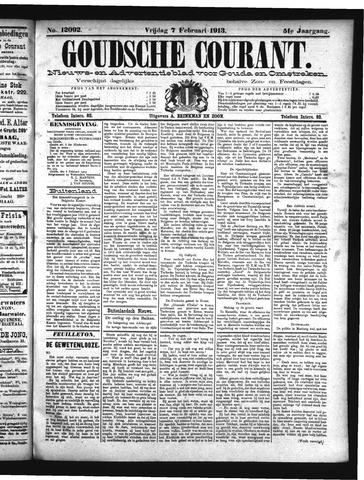 Goudsche Courant 1913-02-07