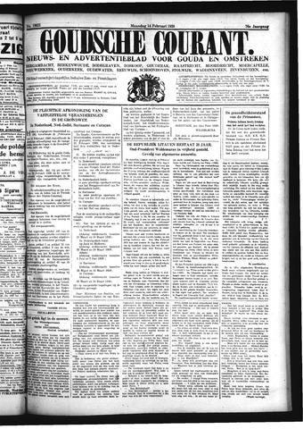 Goudsche Courant 1938-02-14