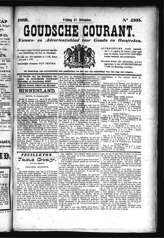 Goudsche Courant 1889-12-27