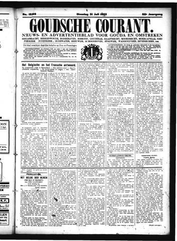 Goudsche Courant 1923-07-31