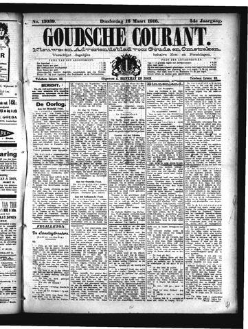 Goudsche Courant 1916-03-16