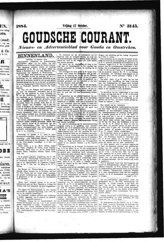 Goudsche Courant 1884-10-17