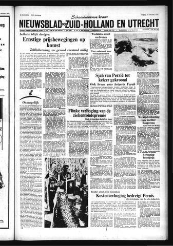 Schoonhovensche Courant 1967-10-27