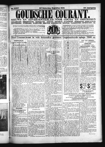 Goudsche Courant 1936-08-22