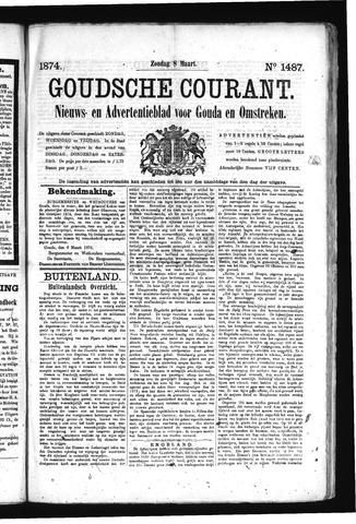 Goudsche Courant 1874-03-08