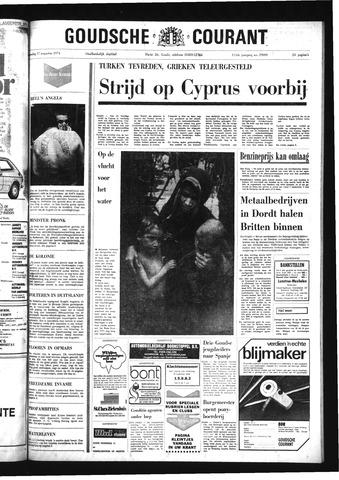 Goudsche Courant 1974-08-17