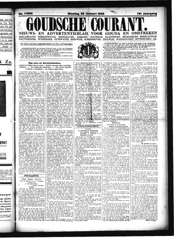 Goudsche Courant 1932-01-26