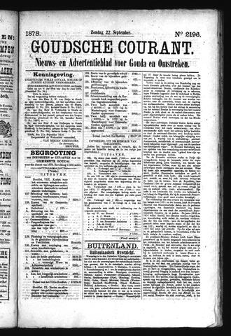 Goudsche Courant 1878-09-22