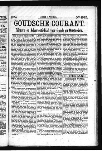 Goudsche Courant 1874-11-08