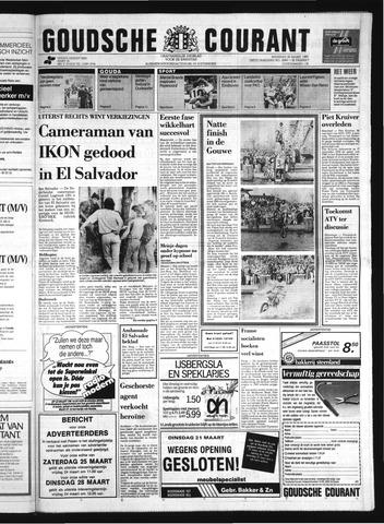 Goudsche Courant 1989-03-20