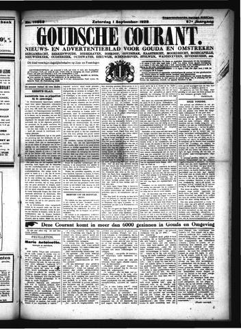 Goudsche Courant 1928-09-01
