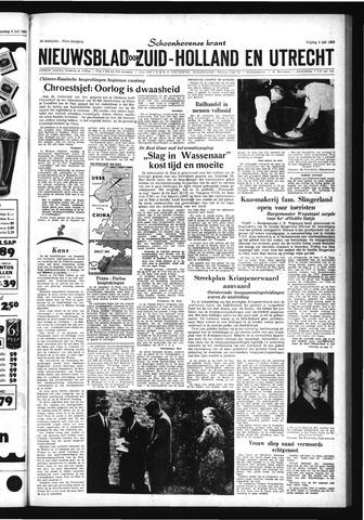 Schoonhovensche Courant 1963-07-05
