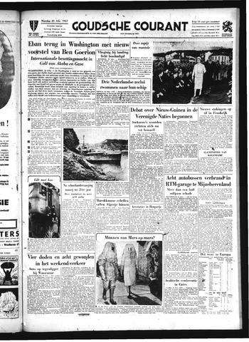 Goudsche Courant 1957-02-24