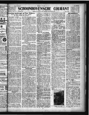 Schoonhovensche Courant 1944-07-21