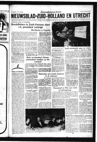 Schoonhovensche Courant 1963-08-23