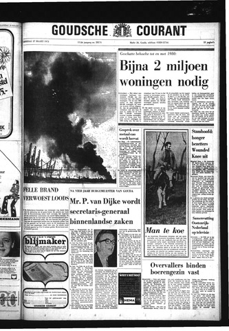 Goudsche Courant 1973-03-27