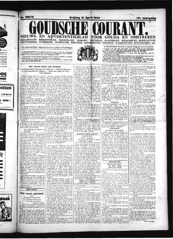 Goudsche Courant 1933-04-21
