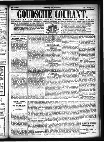 Goudsche Courant 1922-07-22