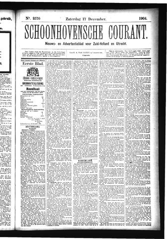 Schoonhovensche Courant 1904-12-17