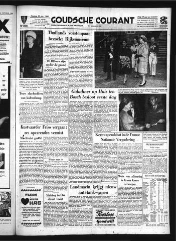 Goudsche Courant 1960-10-25