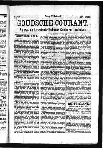 Goudsche Courant 1875-02-28