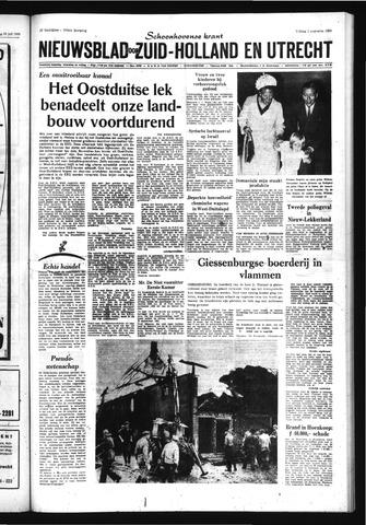 Schoonhovensche Courant 1969-08-01